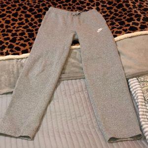 Gray Nike Sweatpants size small
